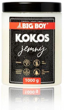 BIG BOY Kokosový krém 1000 g
