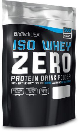 BioTech USA ISO Whey ZERO Native