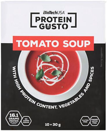 BioTech USA Protein Gusto Soup