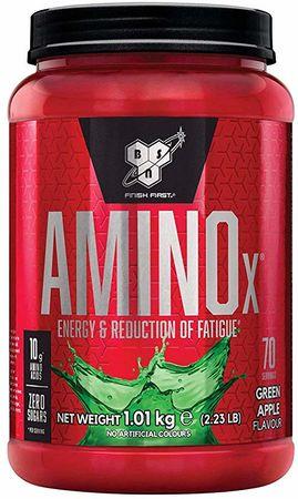 BSN Amino X zelené jablko 1010 g