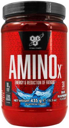 BSN Amino X modrá malina 435 g