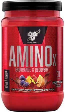 BSN Amino X ovocný punč 435 g
