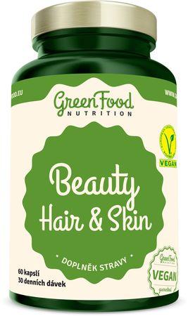 GreenFood Beauty Hair & Skin
