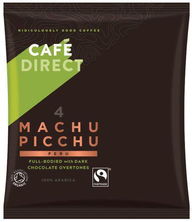 Café Direct Machu Picchu káva BIO