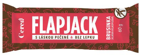 Cerea Flapjack brusinka 60 g