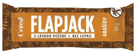 Cerea Flapjack arašídy 60 g