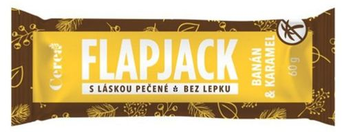 Cerea Flapjack banán/karamel 60 g