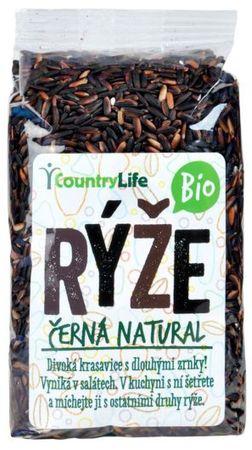 Country Life BIO Rýže černá natural