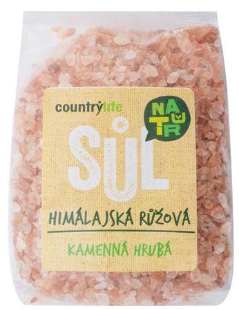 Country Life Sůl himalájská růžová