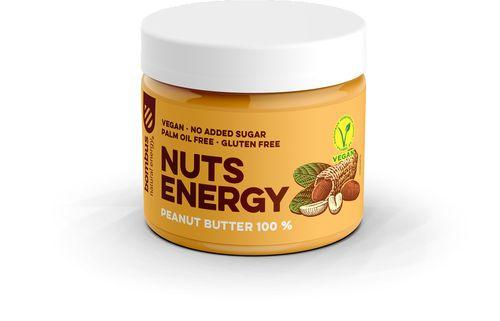 Bombus Nuts energy