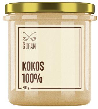 Šufan Kokosové máslo 100%