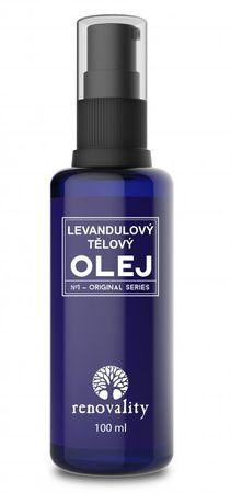 Renovality Levandulový olej