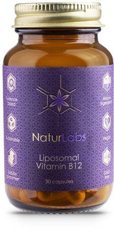NaturLabs Liposomální Vitamín B12