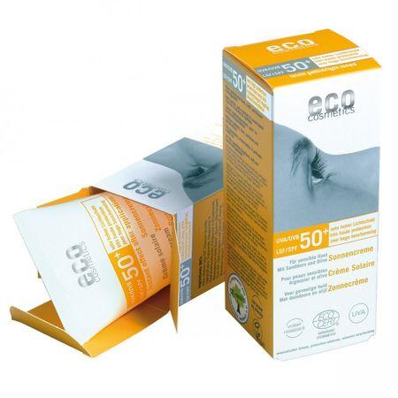 Eco Cosmetics Opalovací krém BIO 75 ml (SPF 50+)