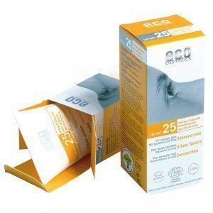 Eco Cosmetics Opalovací krém BIO 75 ml (SPF 25)