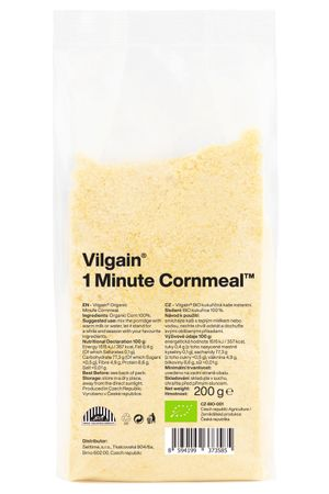 Vilgain Minutová kukuřičná kaše BIO