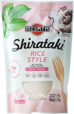 Miyata Shirataki rýže