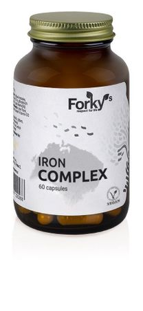 Forky's Iron complex
