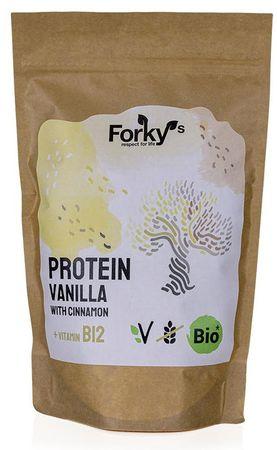 Forky's Protein vanilka/skořice 500 g