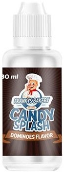Frankys Bakery Candy Splash čokoládová pěna 30 ml