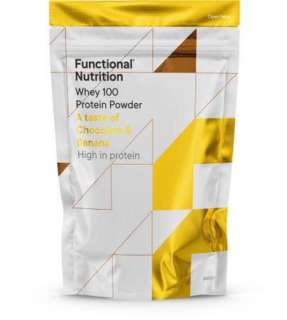 Functional Nutrition Whey 100 čokoláda/banán 850 g
