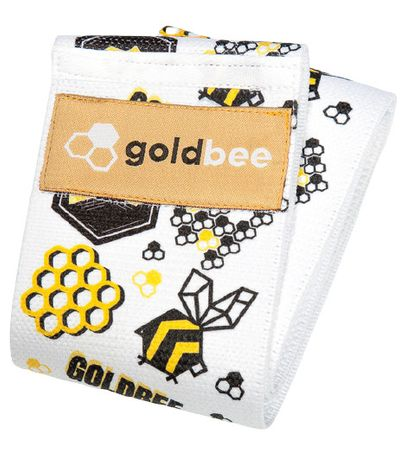 GoldBee Bavlněná odporová guma