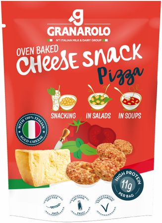 Granarolo Cheese Snack Pizza