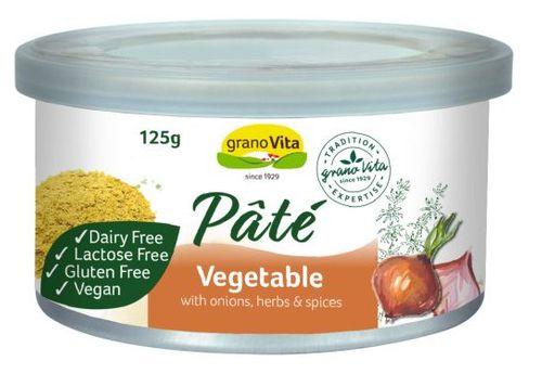 Granovita Paté zeleninová 125 g