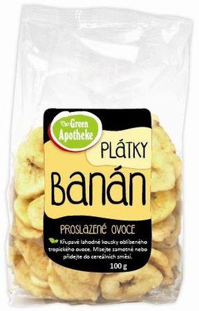 Green Apotheke Banán plátky