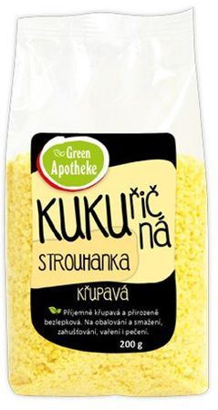 Green Apotheke Kukuřičná strouhanka