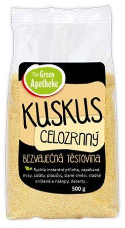 Green Apotheke Kuskus celozrnný 500 g