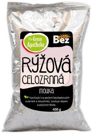 Green Apotheke Mouka rýžová celozrnná 400 g