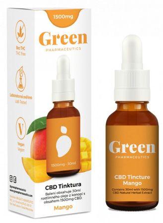 Green Pharmaceutics CBD tinktura