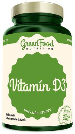 GreenFood Vitamin D3
