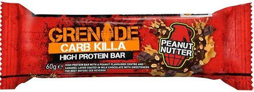 Grenade Carb Killa Protein Bar peanut nutter 60 g