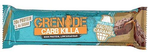 Grenade Carb Killa Protein Bar slaný karamel 60 g