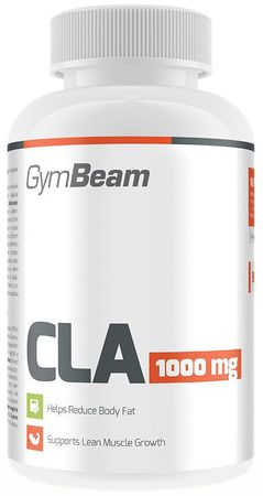 GymBeam CLA 1000 mg 90 kapslí