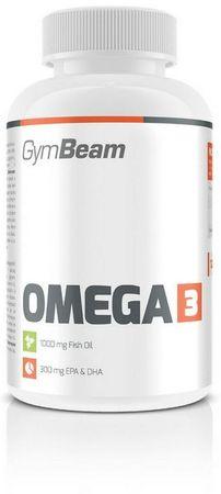 GymBeam Omega 3 120 kapslí
