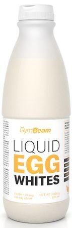 GymBeam Tekuté vaječné bílky 1000 g