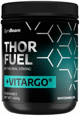 GymBeam Thor Fuel + Vitargo