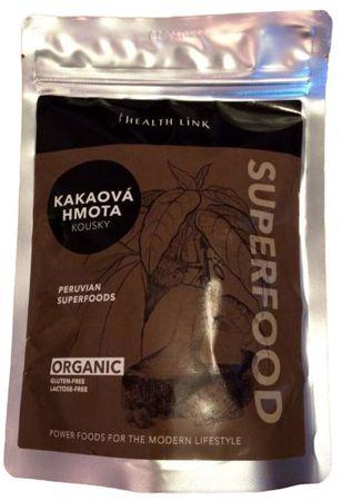 Health Link BIO RAW Kakaová hmota 250 g
