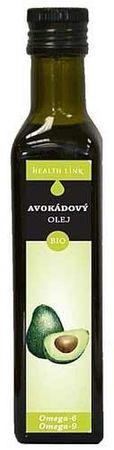 Health Link Avokádový olej BIO