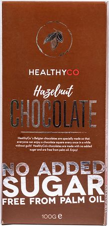 HealthyCo Sugarfree Chocolate
