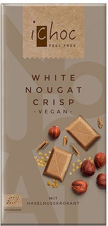iChoc Vegan čokoláda