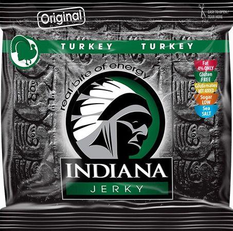Indiana Jerky Krůtí