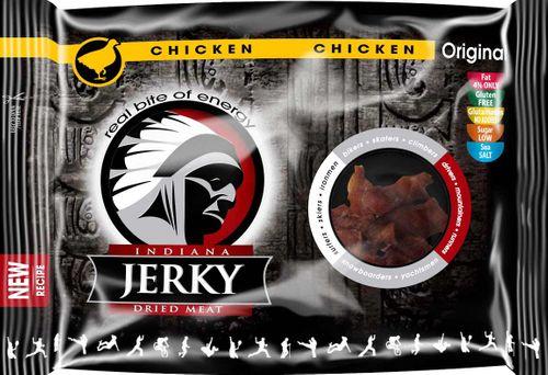 Indiana Jerky Kuřecí 100 g