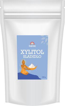 Iswari Xylitol přírodní sladidlo 1000 g