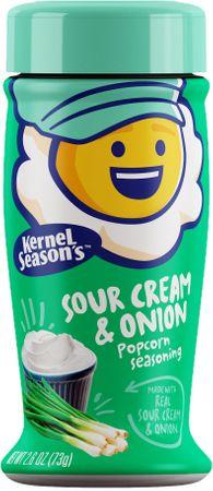 Kernel Season's Popcorn Seasoning smetana/cibule 73g
