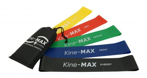Kine-MAX Professional Mini Loop Resistance Band
