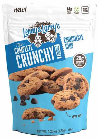 Lenny & Larry's Complete Crunchy Cookies chocolate chip 120 g